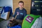 Marcin Gienieczko przed wyruszeniem na Energa Solo Amazon Expedition - 9