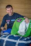 Marcin Gienieczko przed wyruszeniem na Energa Solo Amazon Expedition - 10