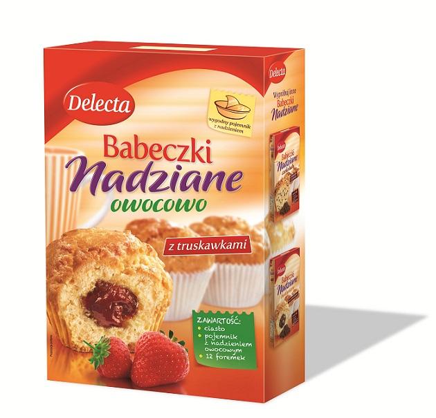 Delecta_Babeczki nadziane owocowo z truskawkami_small