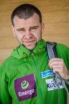 Marcin Gienieczko przed wyruszeniem na Energa Solo Amazon Expedition - 6