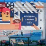 Murale w sercach miast na urodziny COSTA COFFEE