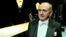 Jan Peszek przygotowuje się do jubileuszu w krakowskim Teatrze STU