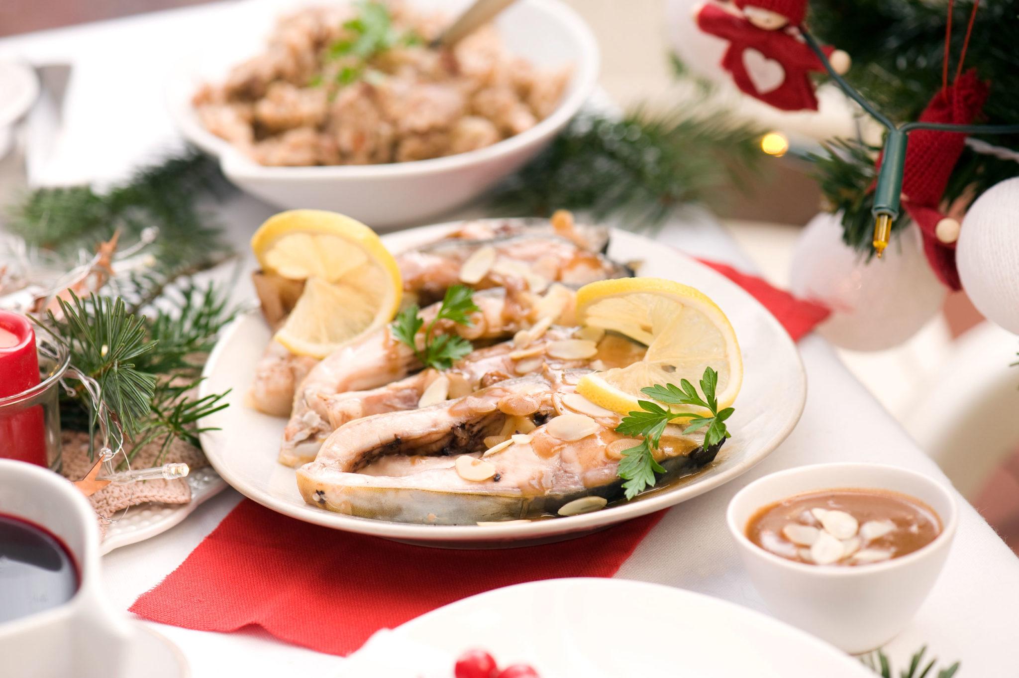 """Świąteczny obiad """" zaskocz gości ciekawym menu"""