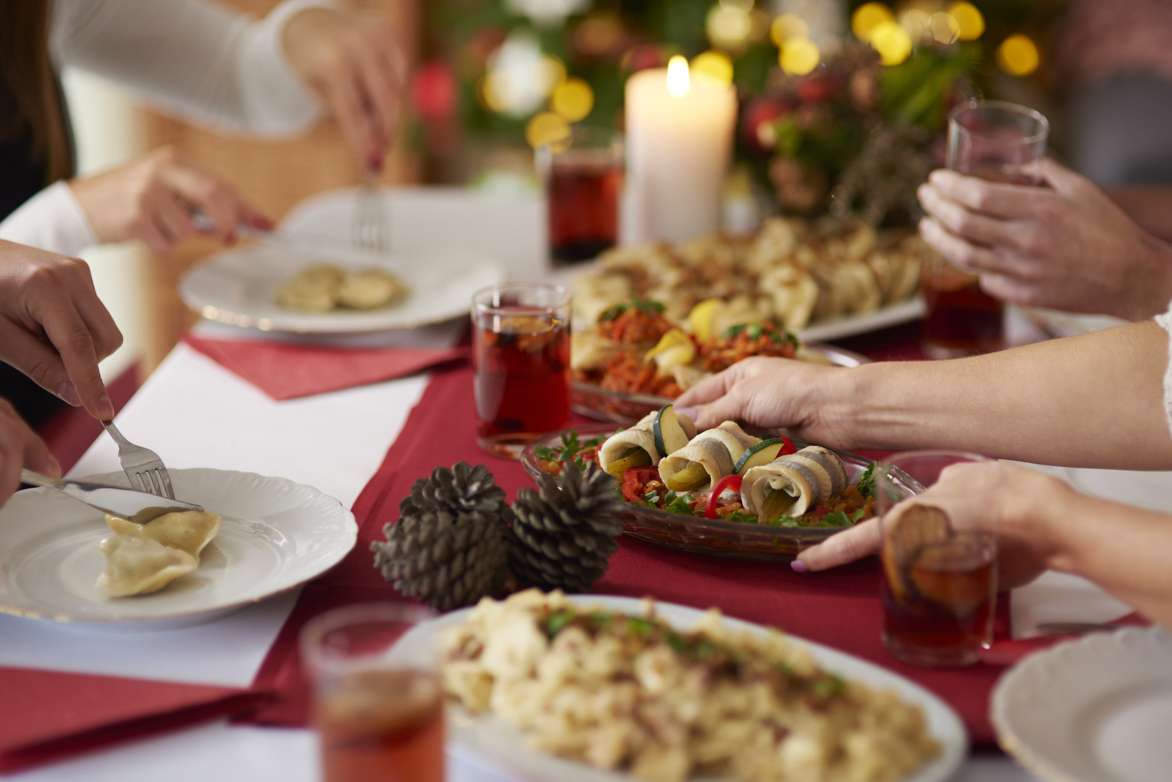 """Święta """" ciężki czas dla cukrzyków"""