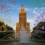 Światowy Dzień Owoców i Warzyw - Pałac w 5 kolorach zdrowia