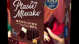 Nowy wariant pianek Ptasie Mleczko® z okazji 170 lat E.Wedel