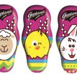 Słodycze na Wielkanoc od Goplany i Solidarności